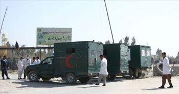 Afganistan'da ilk Kovid-19 vakası görüldü