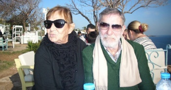 Ahmet Mekin'in eşi vefat etti