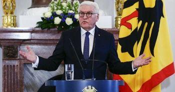 Almanya Cumhurbaşkanı: Dünyayı Batılılaştırma fikrinden vazgeçin