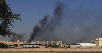 Bağdat'ta Yeşil Bölge'deki koalisyon güçlerine saldırı