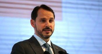 Bakan Albayrak: 'Reel sektörü desteklemeye devam edeceğiz'