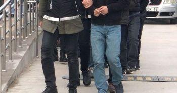 Bitlis merkezli terör operasyonu: 6 gözaltı