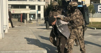 Bursa'da terör örgütü DEAŞ'ın sözde istihbaratçısı da yakalandı