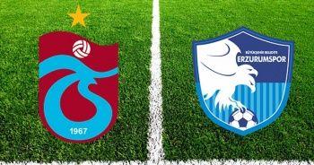 CANLI İZLE: Trabzonspor Büyükşehir Belediye Erzurumspor maçı şifresiz izle | TS Erzurumspor maçı kaç kaç?