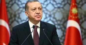 Cumhurbaşkanı Erdoğan 66 yaşında