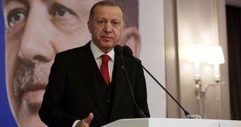 Cumhurbaşkanı Erdoğan: Terör örgütlerinin yanında yer alanların maskeleri birer birer düşüyor