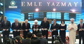 Cumhurbaşkanlığı Millet Kütüphanesi açıldı!