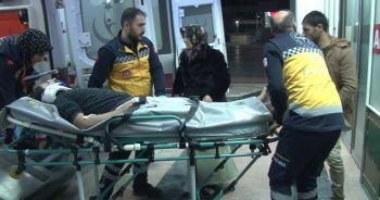 Deprem paniği: Hastanelik oldular