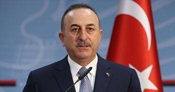 Dışişleri Bakanı Çavuşoğlu: Avrupa ülkeleri ırkçılığı durduramazsa bu çok tehlikeli yerlere gider