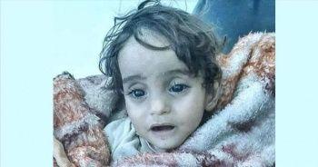Esad rejiminin evsiz bıraktığı bebek soğuktan hayatını kaybetti