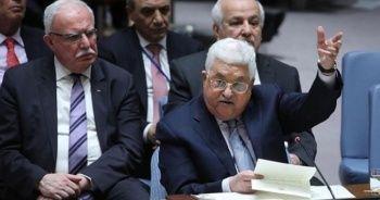 Filistin Devlet Başkanı Abbas: ABD'nin açıkladığı planı kabul etmiyoruz