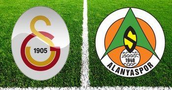 Galatasaray - Aytemiz Alanyaspor Maçı Saat Kaçta Hangi Kanaldan Canlı Yayınlanacak? GS Alanya Maçı Şifresiz Canlı İzle