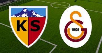 Galatasaray Kayserispor Canlı İzle | GS Kayseri Bein Sports Canlı İzle