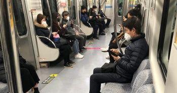 Güney Kore'de koronavirüs vakalarına karşı tedbirler arttırılıyor