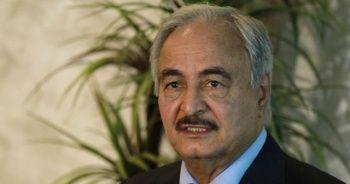 Hafter'den Libya'daki ateşkes sürecine açık tehdit