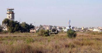 Hafter, Mitiga Havalimanı'nı hedef aldı, uçuşlar durduruldu