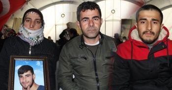 HDP önündeki evlat nöbetine 3 aile daha katıldı