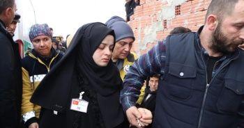 İdlib şehidi uğurlandı! 1 ay sonra baba olacaktı