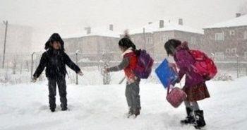 Eğitime kar engeli! İşte tatil olan iller