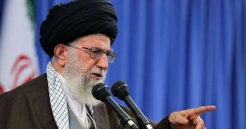 İran dini lideri Hamaney: Savaş çıkmaması için güçlü olmalıyız