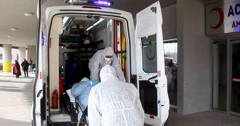 İran uyruklu tır şoförü koronavirüs şüphesiyle hastaneye kaldırıldı