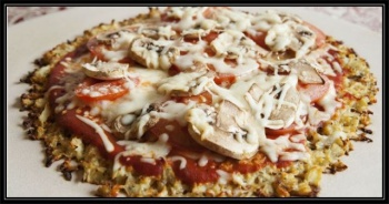 Karatay pizza tarifi tavada karnabahar pizza, İdil Fırat'tan Sağlıklı Karnabahar Pizzası