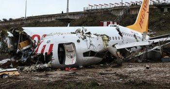 Kaza soruşturmasında yardımcı pilotun şüpheli sıfatıyla ifadesi alındı