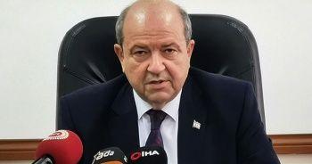 KKTC Başbakanı Tatar'dan 'koronavirüs' açıklaması