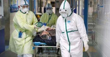 Korona virüsü salgınında ölü sayısı bin 669'a yükseldi