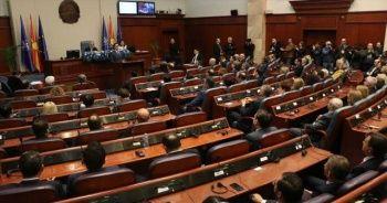 Kuzey Makedonya Meclisi, NATO'ya katılım protokolünü onayladı