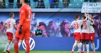 Leipzig, 3 puanı 3 golle aldı