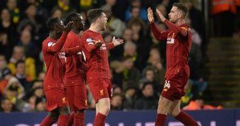 Liverpool, Premier Lig'de galibiyet serisini 17 maça çıkardı