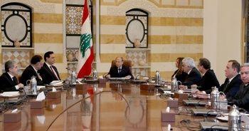 Lübnan'da yeni kurulan hükümete güvenoyu