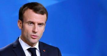 Macron'dan İdlib açıklaması! 'Rusya ile aynı fikirde değiliz'