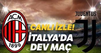 Milan Juventus CANLI! Milan Juventus CANLI İZLE Milan Juventus ŞİFRESİZ İZLE