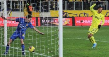 Fenerbahçe Ankara'dan eli boş döndü