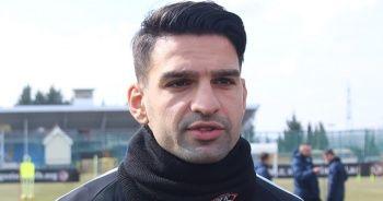 """Muhammed Demir: """"Kaçırdığım penaltılar için çok üzgünüm"""""""