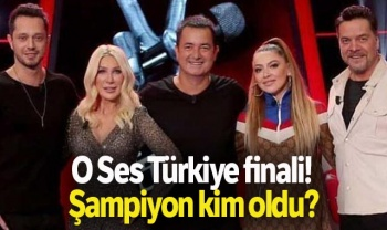 O Ses Türkiye 2020 şampiyonu belli oldu! O Ses Türkiye finali| Şampiyon kim oldu?