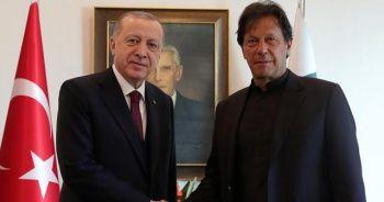 Pakistan Başbakanı, yeni hastaneye Recep Tayyip Erdoğan ismini verdi