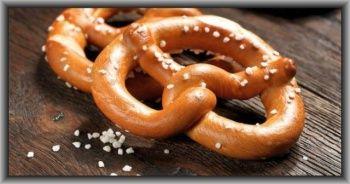 Pretzel tarifi, Pretzel nasıl yapılır ve Pretzel yapımı ve hazırlanışı