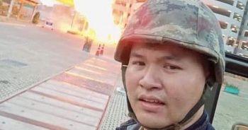 Tayland'ı kana bulayan saldırgan asker her yerde aranıyor