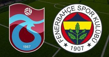 Trabzonspor Fenerbahçe Canlı İzle | TS FB Maçı Bein Sports Canlı İzle