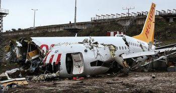 Uçak kazası soruşturmasında kaptan pilotun ifadesi alınmaya başlandı