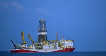 Üçüncü sondaj gemisinin Türkiye'ye 17 Mart'ta varması bekleniyor