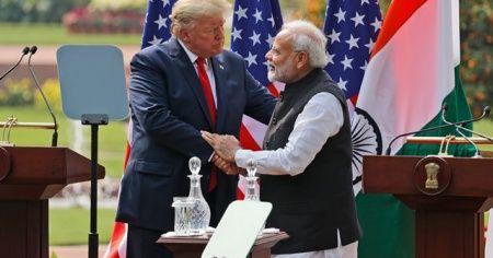 ABD ve Hindistan, 3 milyar dolarlık savunma anlaşması yaptı