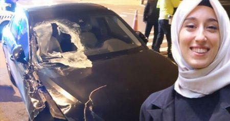 AK Partili Rümeysa Kadak trafik kazası geçirdi