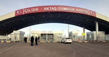 Aktaş Sınır Kapısı geçişlere kapatıldı