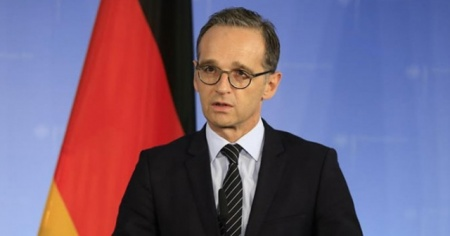 Almanya Dışişleri Bakanı Maas'dan Libya açıklaması