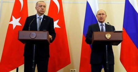 Altun: Cumhurbaşkanı Erdoğan ile Putin'in en kısa sürede yüz yüze görüşmeleri kararlaştırıldı