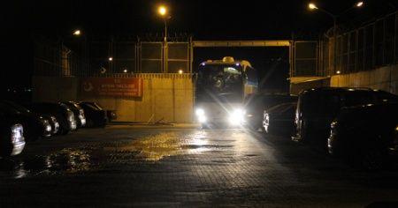 Aydın Göç İdaresinde kalan mülteciler bırakıldı